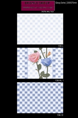 Ceramic Wall Tiles 250x3