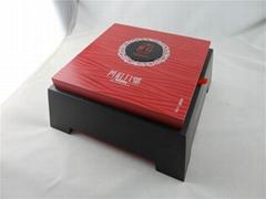 英紅九號高檔茶葉盒