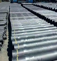 good thermal shock resistance Nominal Diameter 77 mm graphite electrode prices f