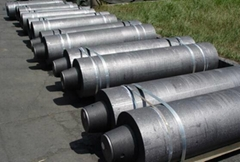 Super High Power Nominal Diameter 84 mm graphite electrode producers with 1800mm