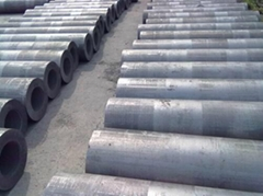 HP Nominal Diameter 85 mm graphite electrode sales in resistance furnace