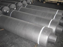 oxidation resistance Diameter 300mm  graphite electrode cabinets for irregular-s
