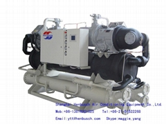 HBW Water cooled screw chiller
