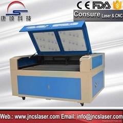 CS1290 80W Hot sale Laser Cutting Machine Price, China Laser Cutting Machine