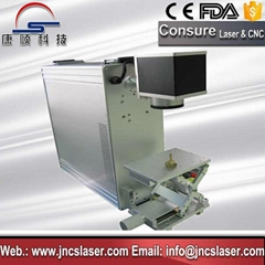 Mini Fiber Laser Marking Machine for engraving stainless steel