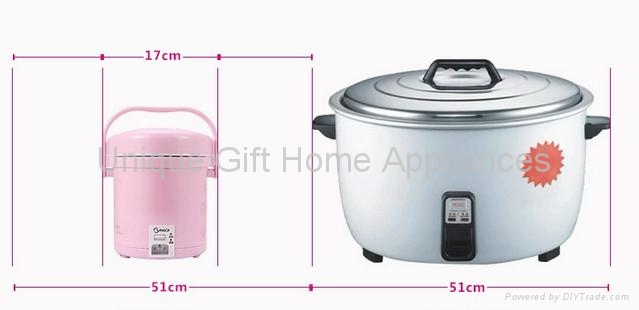 Wholesale small kitchen appliances mini cooker 1.2L 3