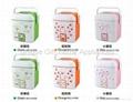 High quality CB Non-stick electric square cooker 1.2L 3