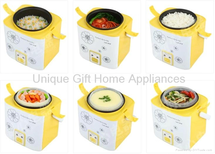 Factory Hot Sale 1.2L Non-Stick Coating Inner Pot National Rice Cooker 3