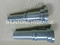 PIPE FITTING HOSE ADAPTER HYDRAULIC FITTING SAE FLANGE 3000PSI 1