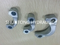 PIPE FITTING HOSE ADAPTER HYDRAULIC FITTING SAE FLANGE 3000PSI 2