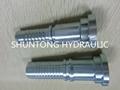 Hose Adapter Hydraulic Fitting 4