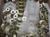 Elbow Flange Hose Adaptor Hydraulic Fitting 2
