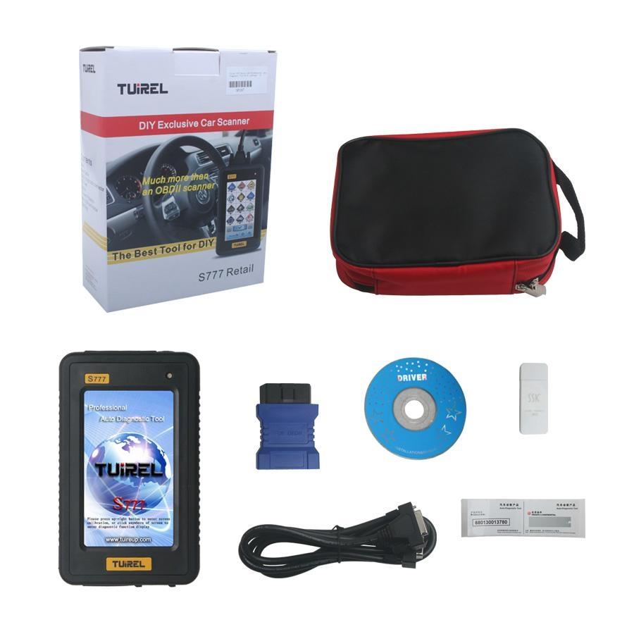 Tuirel S777 Auto Diagnostic Tool 5