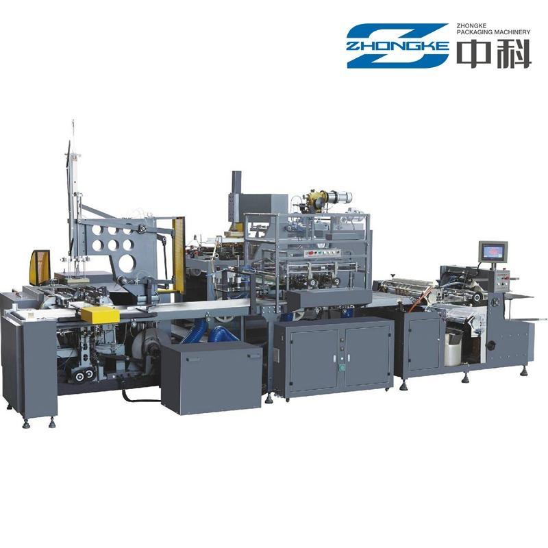 Full Automatic Rigid Box Making Machinery 1