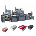 Full Automatic Paper Box Packaging
