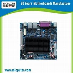 I2 ITX M25D62B Intel D2550 2Giga 6COM Intel Atom D2550 ITX Motherboard