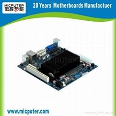 I3 ITX M25E61B 6COM Intel Atom D2550 ITX Motherboard