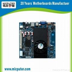 I5 ITX-M25G21A Intel Atom D2550 ITX Motherboard