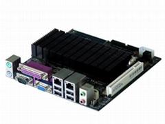 I9 ITX-M52X82B Intel Atom D525 Dual core mini ITX Motherboard
