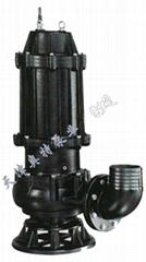 WQ大排量污水潜水泵生产厂家
