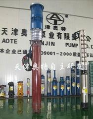 660米高扬程热水潜水泵供应商