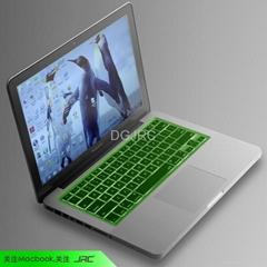JRC高品质半透硅胶键盘膜