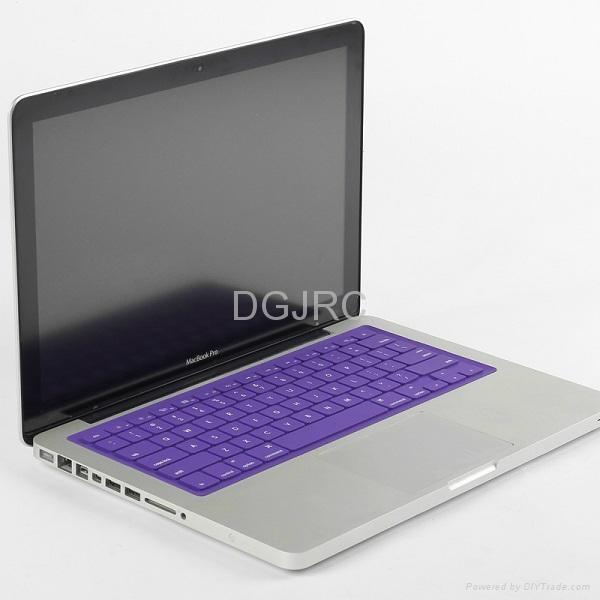 JRC高品质炫彩硅胶键盘膜 1