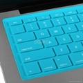 JRC高品质炫彩硅胶键盘膜 4