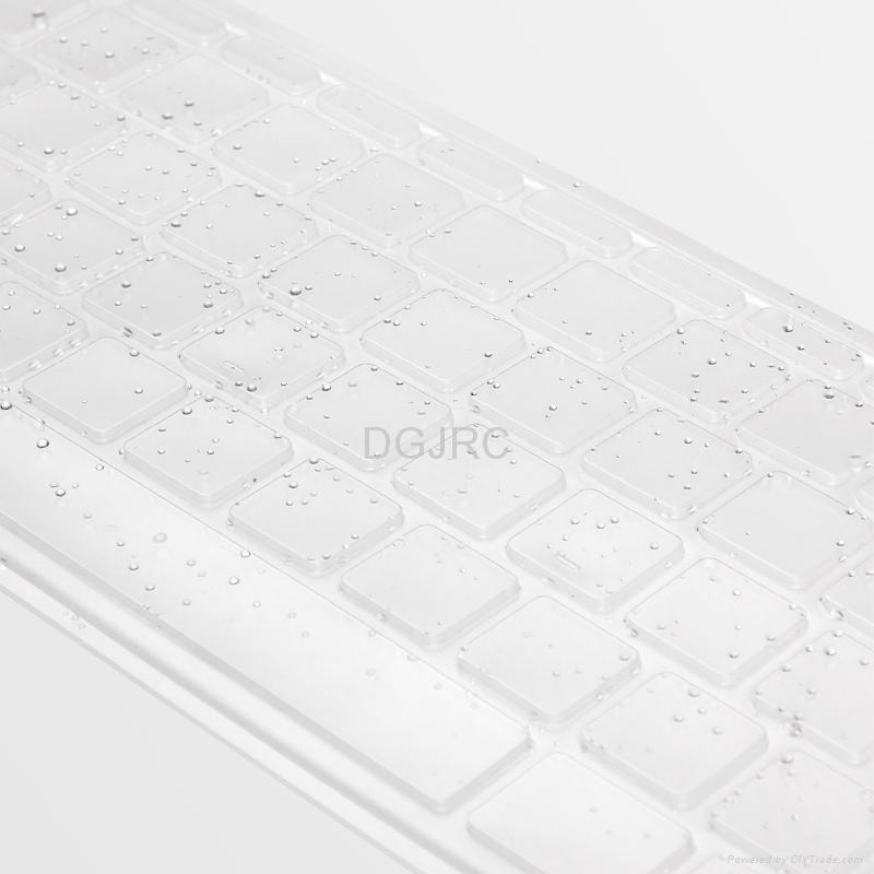JRC超轻薄TPU键盘保护膜 2