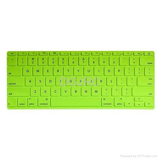 JRC翠绿炫彩键盘保护膜 1