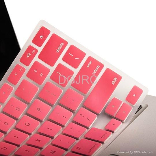 JRC高品质镂空硅胶键盘膜 1
