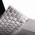 JRC高品质镂空硅胶键盘膜 2