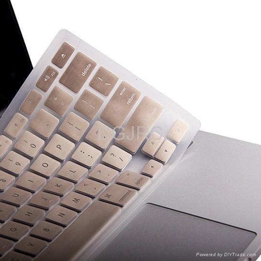 JRC高品质镂空硅胶键盘膜 3
