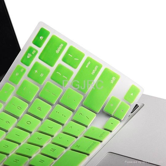 JRC高品质镂空硅胶键盘膜 5