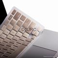 JRC高品质专利带通风设计硅胶键盘膜 3