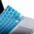 JRC高品质专利带通风设计硅胶键盘膜 4
