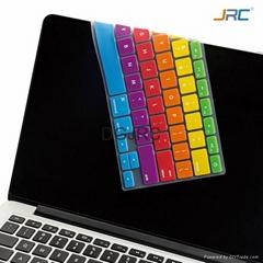 2014  JRC彩虹系列硅胶键盘膜