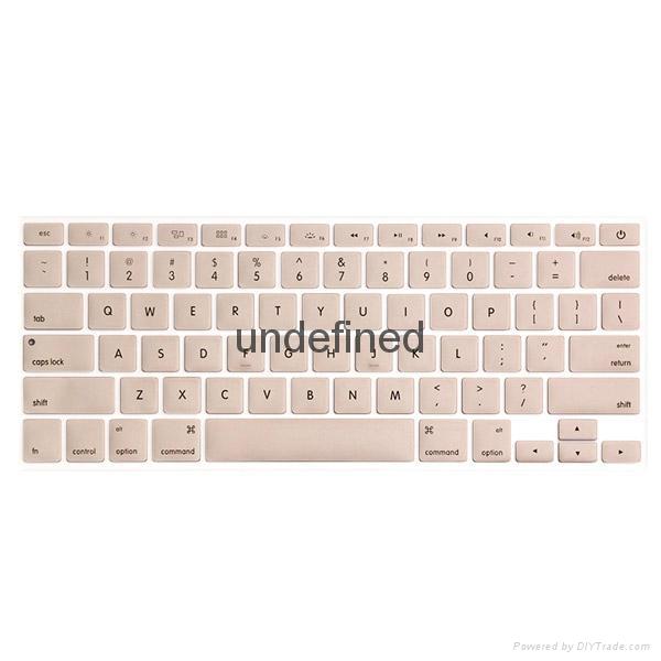 笔记本炫彩淡色键盘保护膜 1