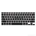 笔记本炫彩淡色键盘保护膜 2