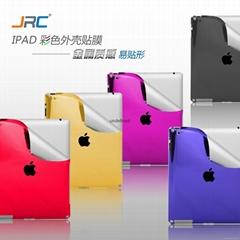 JRC晶彩筆記本電腦IPAD貼膜外殼保護膜