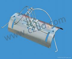 Galvanized Mole Trap Mole Control