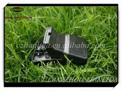 Small Mouse Rats Trap Black Plastic Mouse Trap