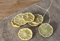 Dried Lemon - Lime - Citrus Peel Slice herb tea Jolie whatsap 84983587558 2