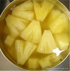 CANNED QUEEN PINEAPPLE/ ANANAS (Ms.