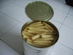 CANNED BABY CORN (Angela - HP:+84 1655