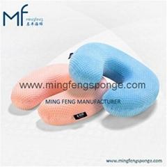 Guang Dong Memory Foam U shape Neck Pillow