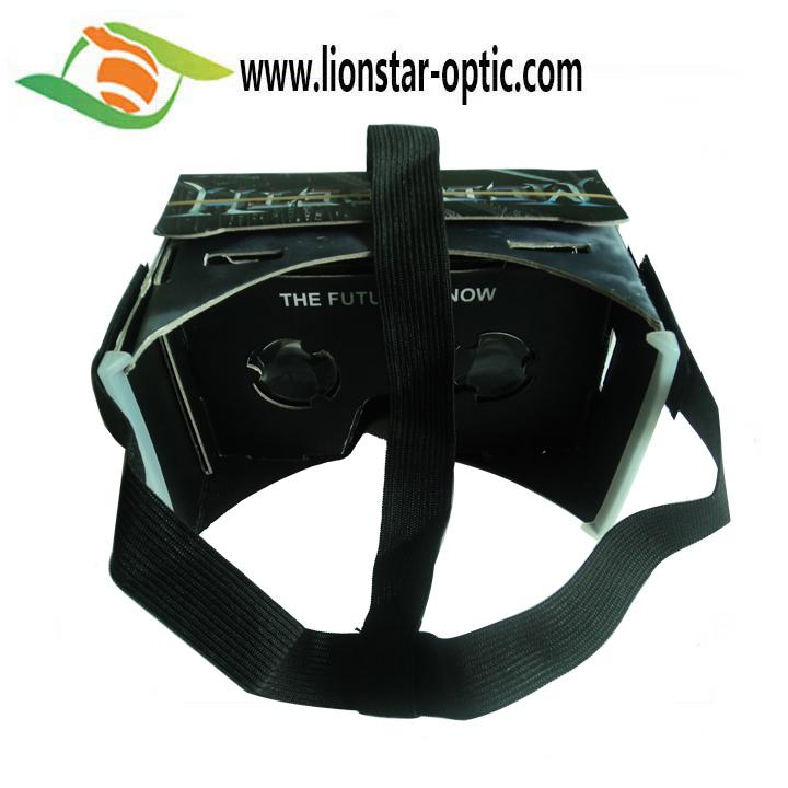 DIY Google Cardboard V1 Custom Design Simple VR Glasses  5