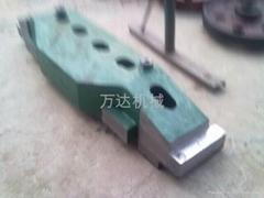 機械剪板機上刀架