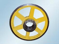 机械剪板机齿轮