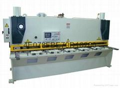 液壓閘式剪板機
